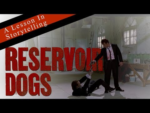 Reservoir Dogs - A Lesson In Storytelling