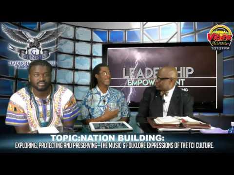 Dr  Bernard A  Young Nation Building  Preserving TCI Music Culture David Bowen & Raj the Entertainer