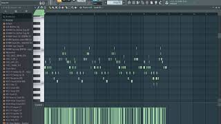 [FL STUDIO] Alan Walker & David Whistle - Routine (Full Remake) +FLP