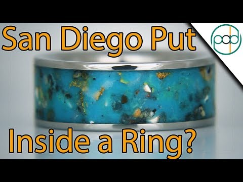 Ultimate Souvenir Ring Made out of San Diego??