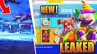 Download Video Audio Search For Fortnite Season 6 Theme Leaked