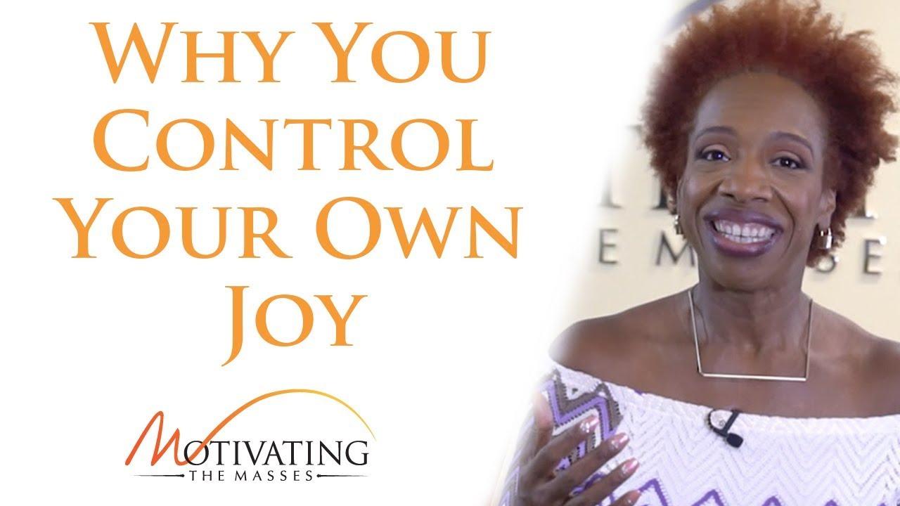 Lisa Nichols - Why You Control Your Own Joy