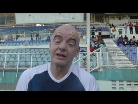 FIFA/TTFA vs Sportt/Govt Football Match Highlights