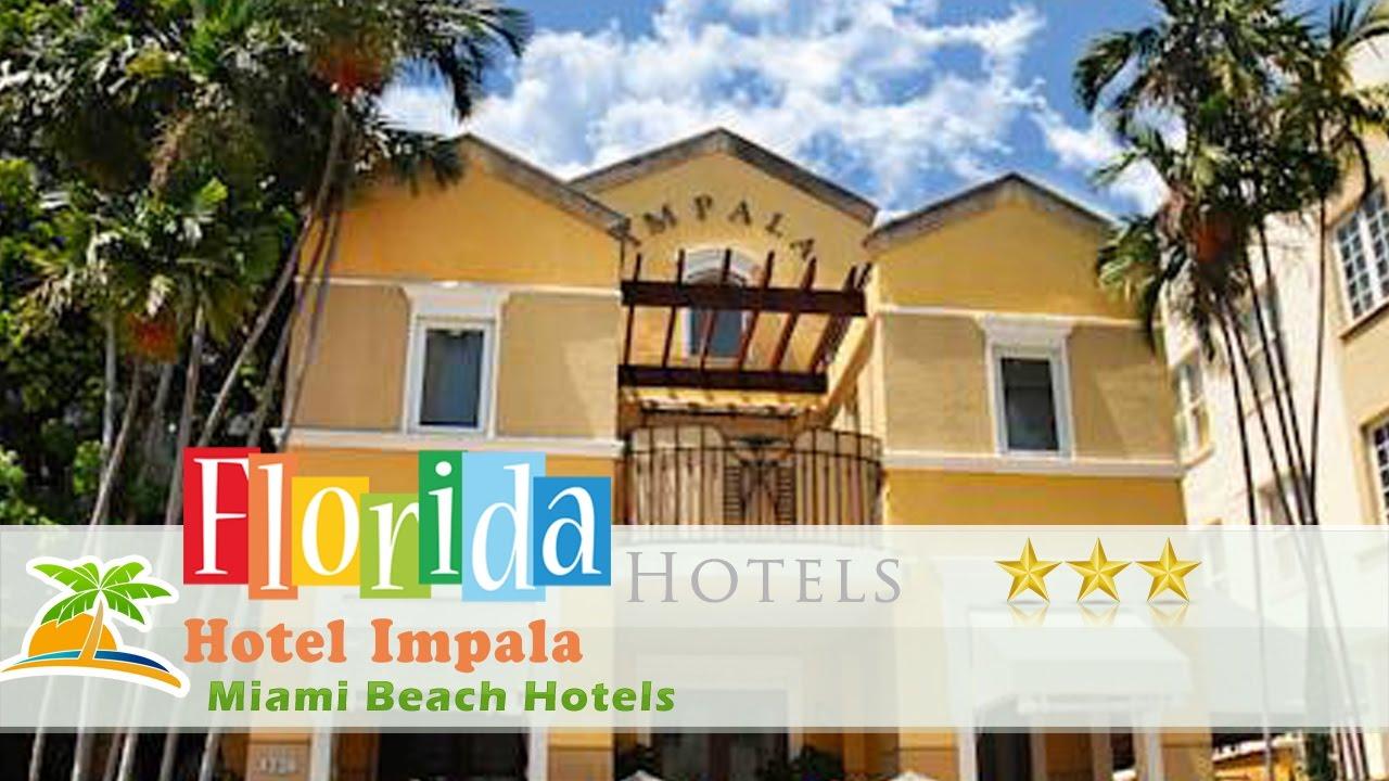 Hotel Impala Miami Beach Hotels