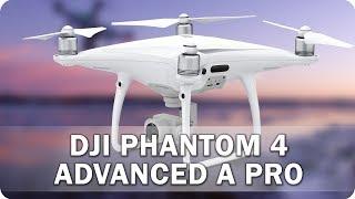 DJI Phantom 4 Pro vs. 4 Advanced: Výborný a nebo ještě lepší dron? - AlzaTech #554