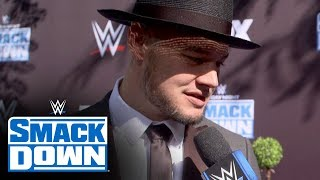 """King Corbin hits the """"blue carpet"""": SmackDown Exclusive, Oct. 4, 2019"""
