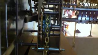 Clock Movement In Prototype Case