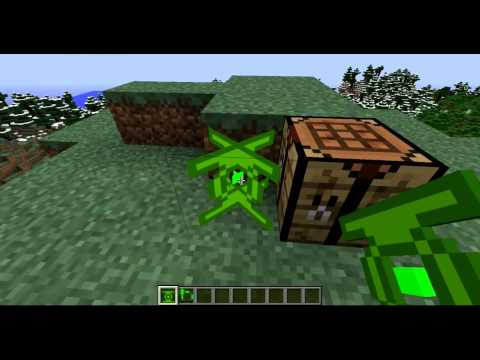 [Mod Review] Зеленый Фонарь - Green Lantern