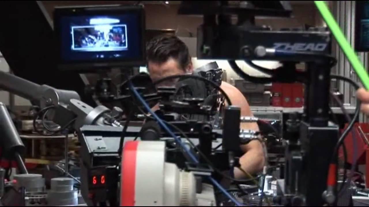 iron man behind the scenes robert downey jr 34 youtube