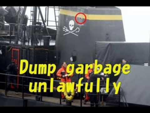 Sea Shepherd Attacks Japanese Whaling fleet