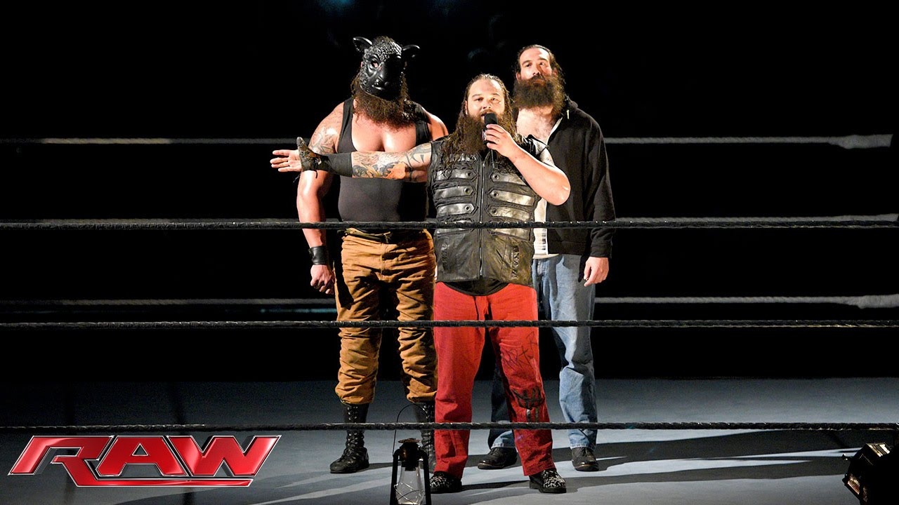 Braun Strowman On How He Found Wrestling Growing Into His