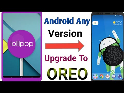 How To Upgrade Any Android Phone To Oreo 8.0 Version 2019    Convert Android Version To Oreo 8.0