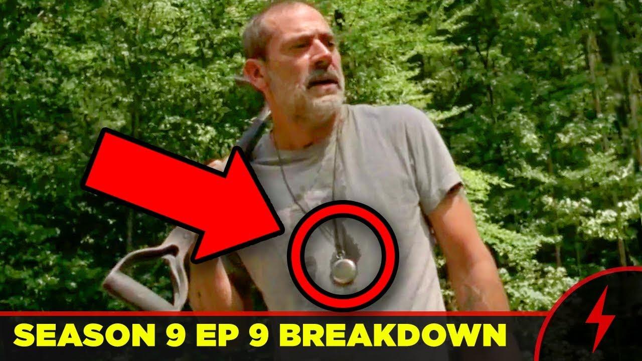 Download WALKING DEAD Season 9 Mid-Season Premiere BREAKDOWN - Whisperers Revealed!