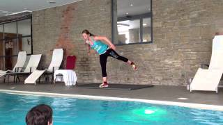 Aqua Zumba Despierta ( warm up )