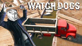 Crazy Bridge Glitches & Other Fun! - Watch Dogs Online