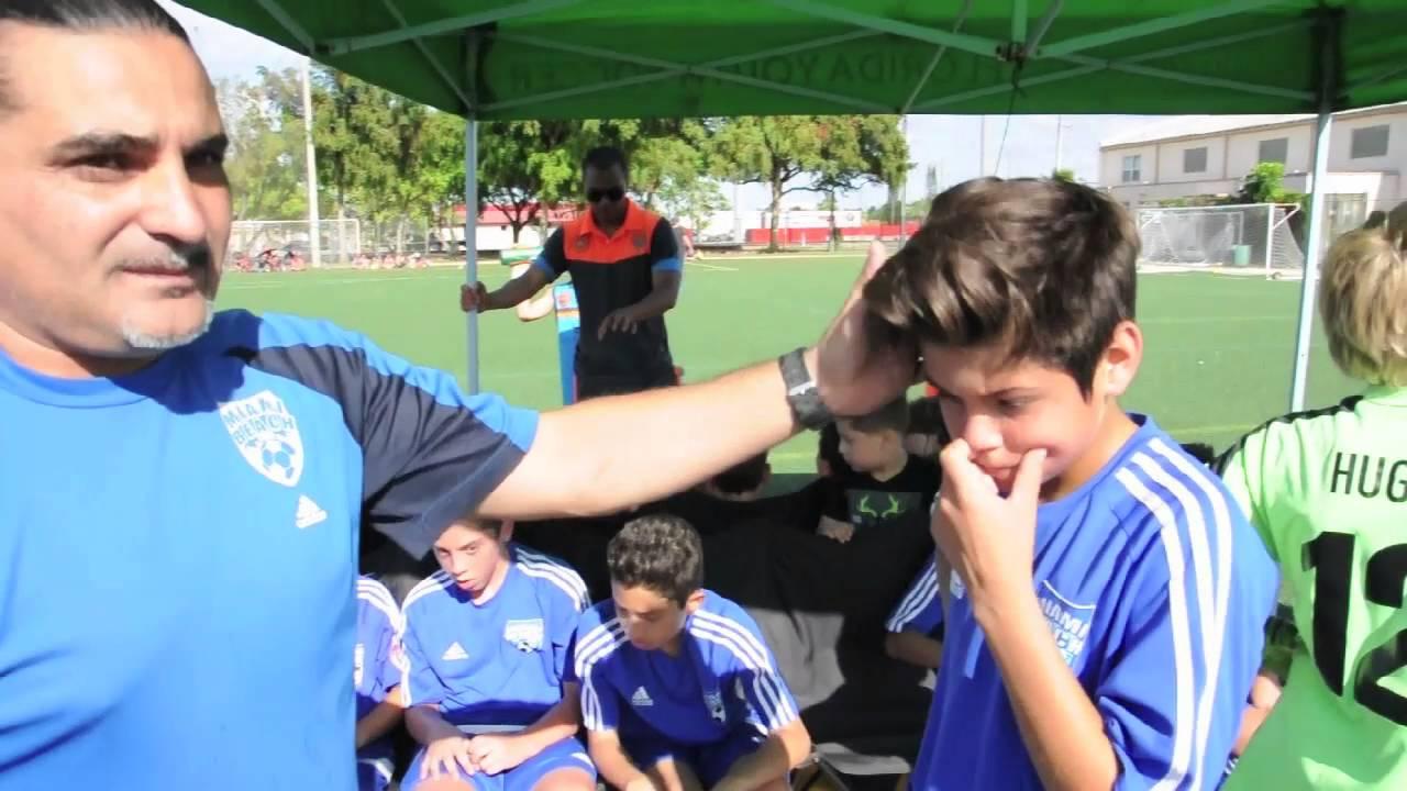 Miami Beach Soccer Vs Mfc Orange