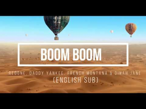 Boom Boom - RedOne, Daddy Yankee, French Montana & Dinah Jane  (English Sub)