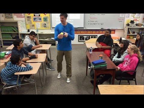 "Mental Health Lesson - ""Tennis Ball Toss"" Resiliency"
