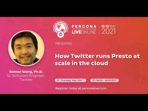 How Twitter Runs Presto at Scale in the Cloud