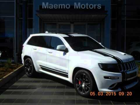 Used Jeep Srt >> Used 2015 Jeep Grand Cherokee 6 4 L V8 Srt8 A T Auto For Sale Auto Trader South Africa Used Cars