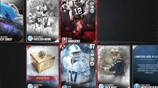 ULTIMATE FREEZE PACKS! NFL WEEK 15 PREDICTIONS! Madden 17 Ultimate Team Pack Opening