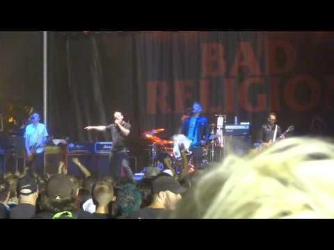 Bad Religion @ Punk Rock Bowling - Las Vegas - Nothing to Dismay - 26/05/2013