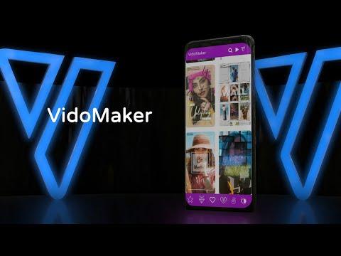 Video Lyrical Status Editor : VidoMaker