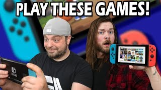 The BEST Nintendo Switch Games You DIDN'T Play! Ft. BeatEmUps