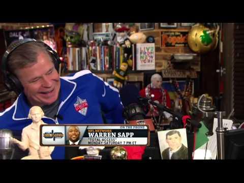 Warren Sapp on the Dan Patrick Show (Full Interview) 10/1/14