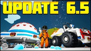 NEW ROVERS and PLATFORMS! NEW Astroneer Update 6.5   Z1 Gaming thumbnail