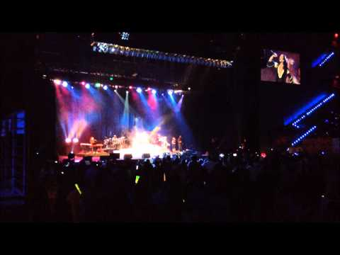 Julissa Romero's Perfomance at Hard Rock Live 2014