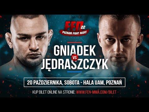 FEN 22: Kamil Gniadek VS Jacek Jędraszczyk [trailer]