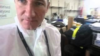 Asbestos Management Survey of Shop Unit