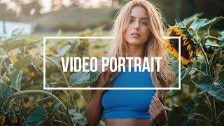 Video Portrait Valerie || DJI RONIN SC + Sony A7III + 55mm 1.8