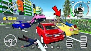 Car Simulator 2 #15 Fun Car Game! 😂😆 - Android gameplay
