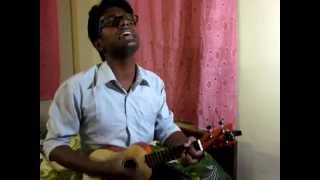 Kalankini Radha with Ukelele - Shoubhik