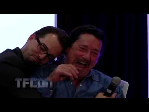 Optimus Prime voice actor Peter Cullen discusses his Michael Bay audition