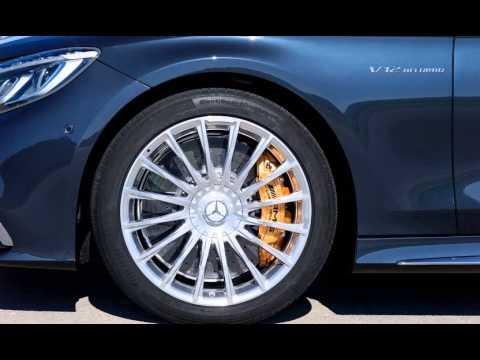 Самый мощный купе Mercedes-Benz S-Class