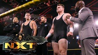 Julius & Brutus Creed make NXT debut: WWE NXT, Sept. 7, 2021