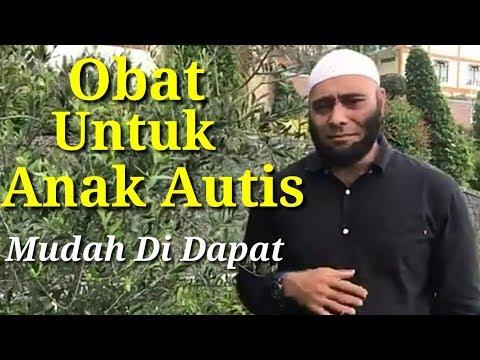 RESEP JSR II OBAT UNTUK ANAK AUTIS II Dr Zaidul Akbar