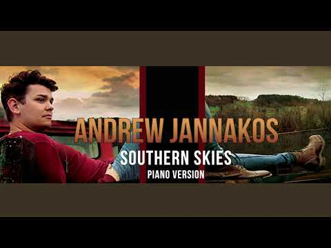 Southern Skies (Piano version) - Andrew Jannakos