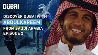 Explore Dubai's Family Adventure Tour with AbdulKareem: Episode 2 | Visit Dubai