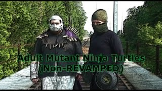 Randumb Acts- Adult Mutant Ninja Turtles Ep. III