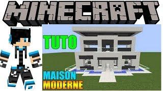 [TUTO] Comment construire une maison de luxe moderne sur minecraft