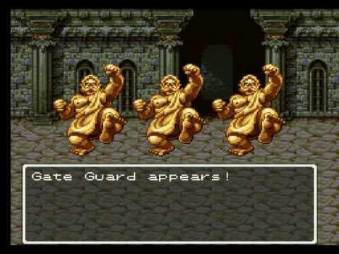 Dragon Quest III SFC/SNES God Dragon Tower