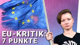 """Franziska Schreiber: """"Die EU-Kritiker haben Recht!"""""""