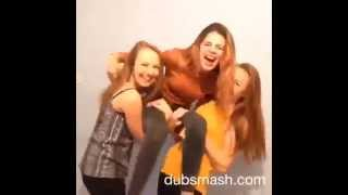 One of Sophie Clough's most viewed videos: Dubsmashes with friends! | Sophie Clough