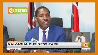 President Kenyatta to inaugurate Business Park next week
