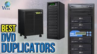 6 Best DVD Duplicators 2017
