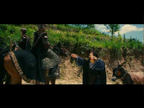 """The Forbidden Kingdom - 2. """"Drunken Master"""""""